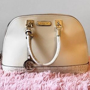 Nicole Lee Satchel Handbag